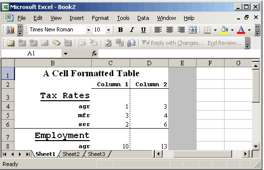 how to detect text in a cell over numbers vba
